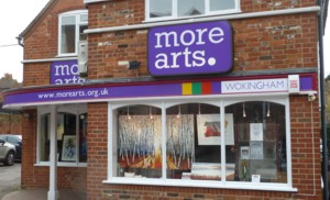 More Arts, The Studio, Broad Street Walk, Broad Street, Wokingham RG40 1BW