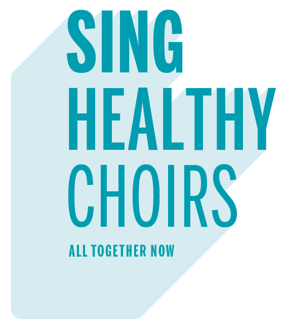 Visit SingHealthy for Choirs website