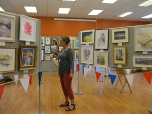 Click for larger image of Wokingham Art Society Annual Exhibition